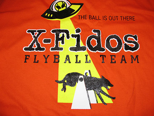 flyball_shirt_logo