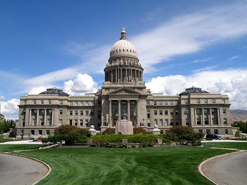 Idaho Capitol, Boise